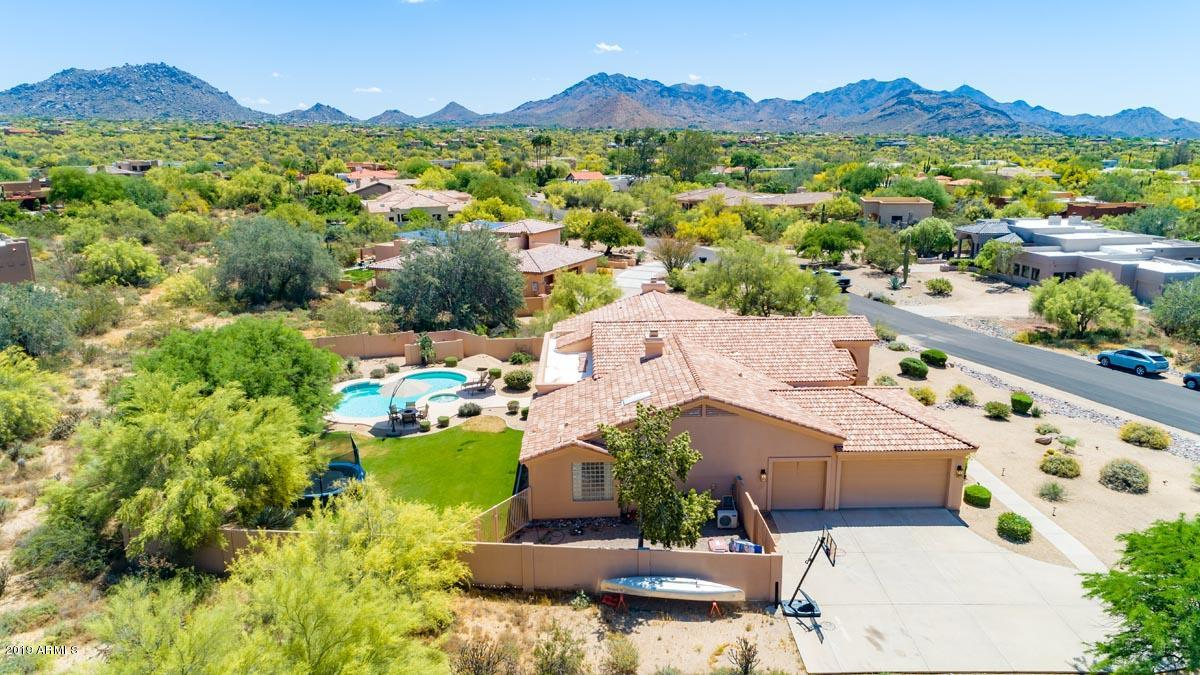 MLS 5920886 8510 E SANTA CATALINA Drive, Scottsdale, AZ 85255 Scottsdale AZ Pinnacle Peak Estates