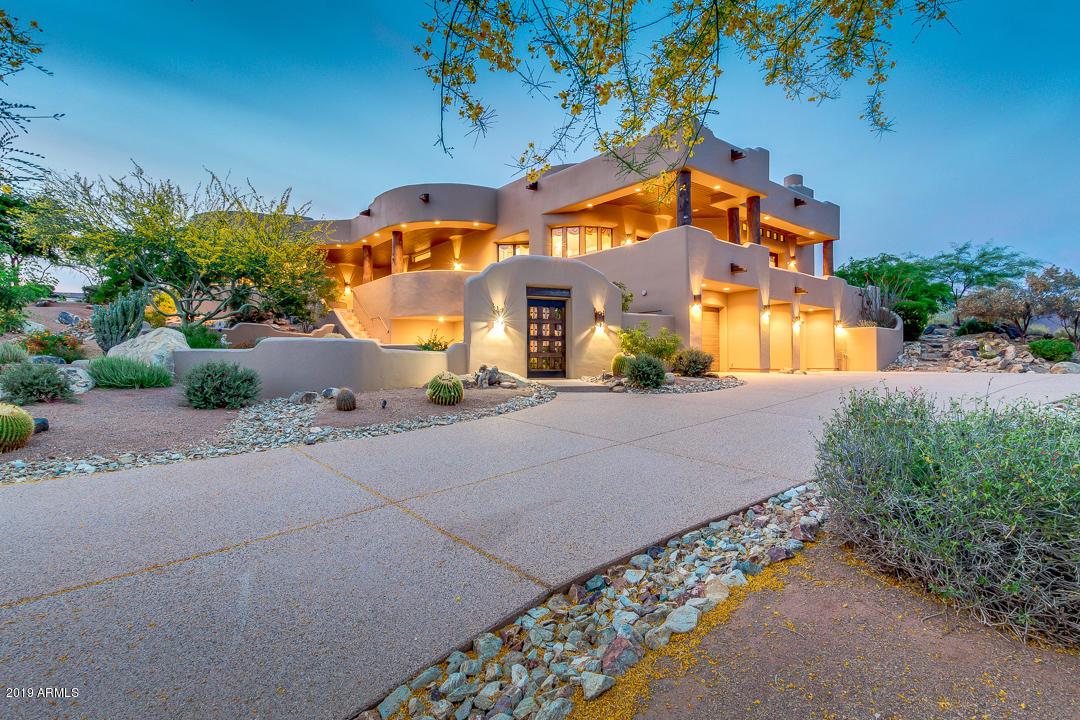 Photo of 15223 N ELENA Drive, Fountain Hills, AZ 85268