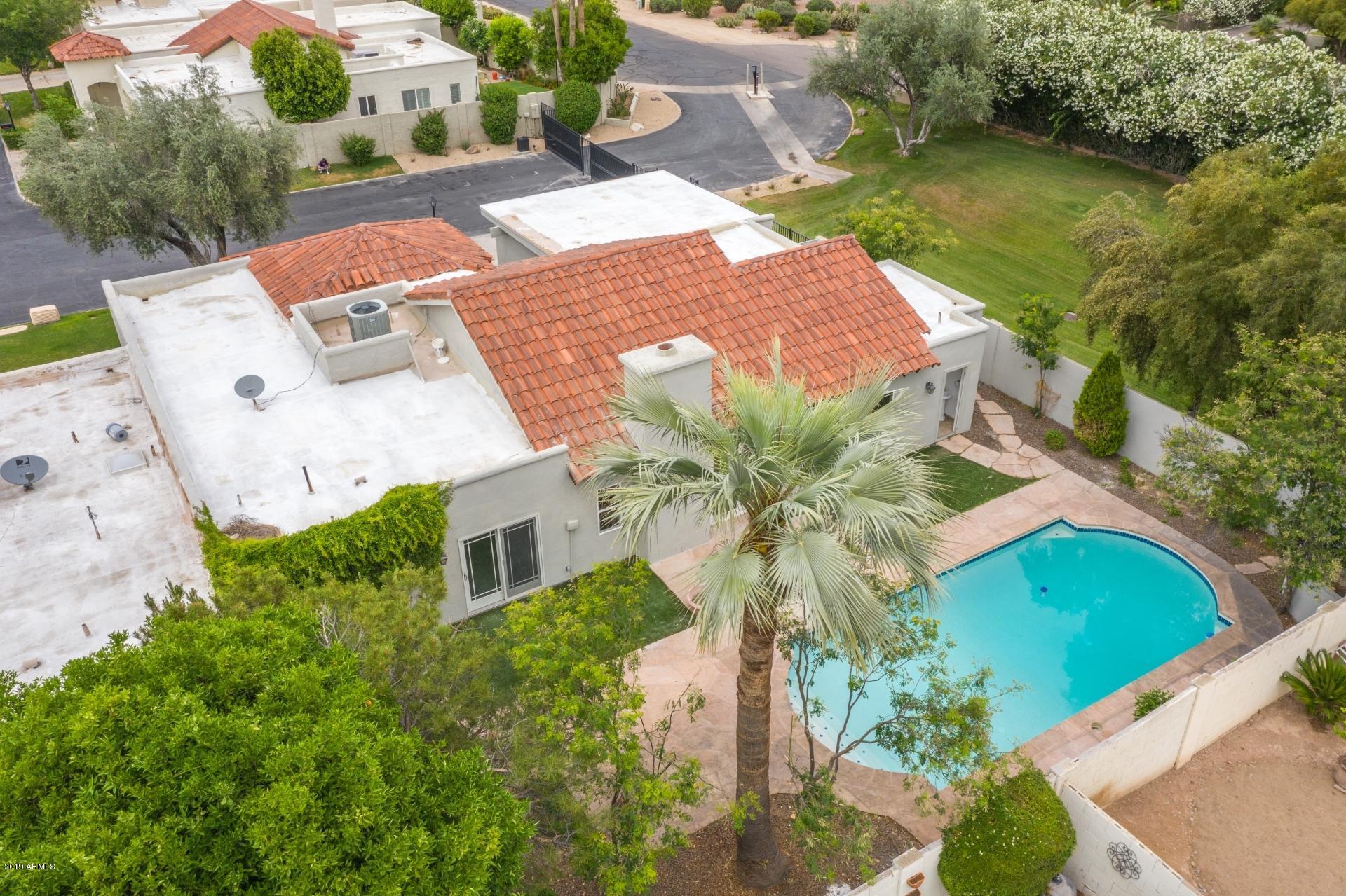 MLS 5921334 7355 E CLAREMONT Street, Scottsdale, AZ 85250 Scottsdale AZ Private Pool