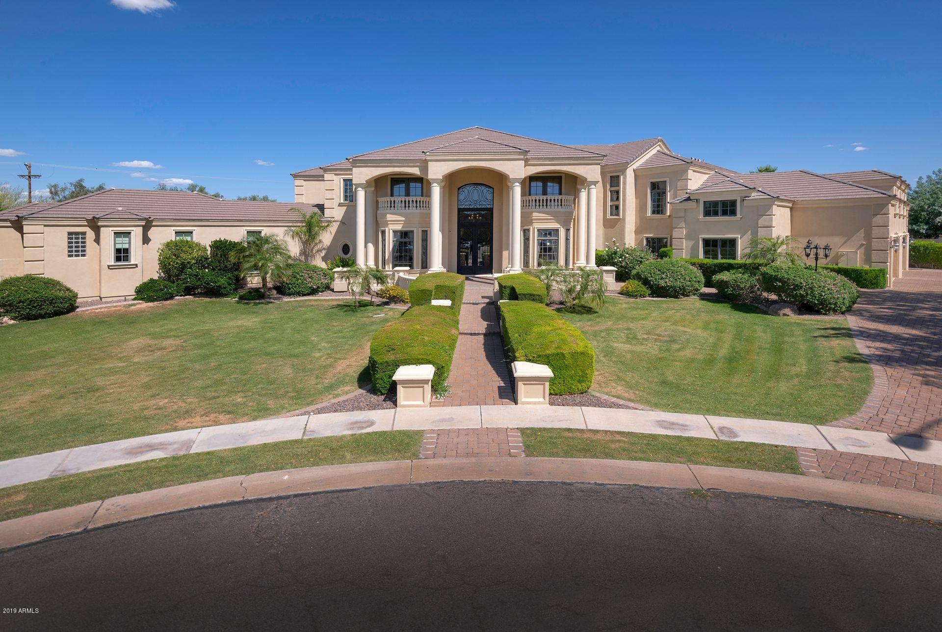 Photo of 3865 E PALM Circle, Mesa, AZ 85215