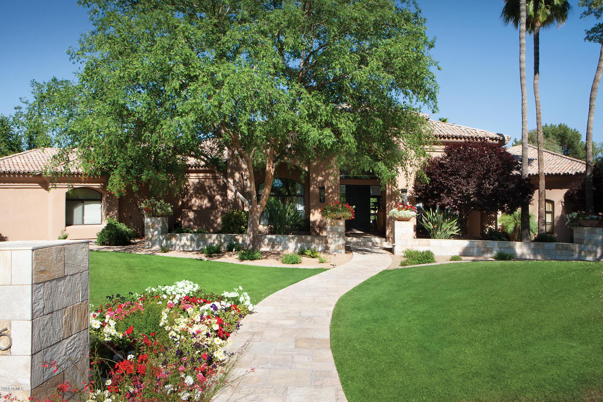 Photo of 6086 E SUNNYSIDE Drive, Scottsdale, AZ 85254