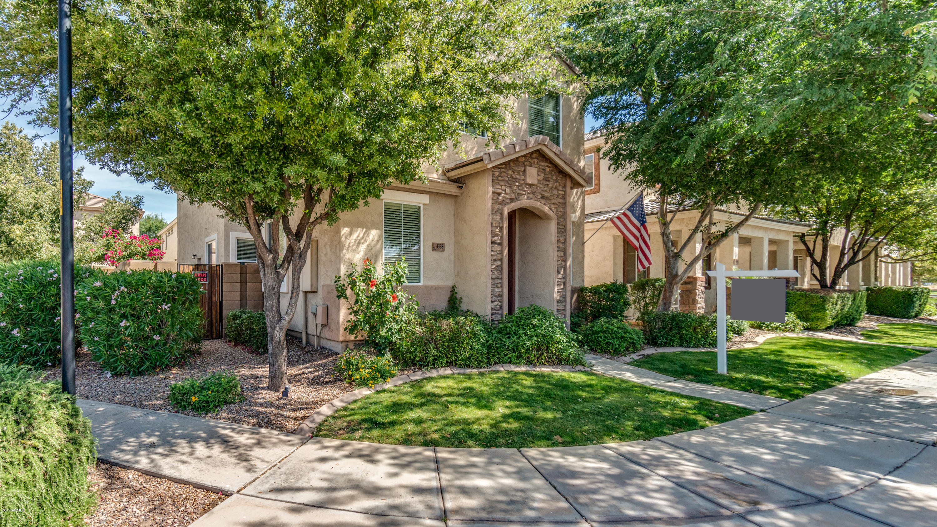 Photo of 4338 E VEST Avenue, Gilbert, AZ 85295