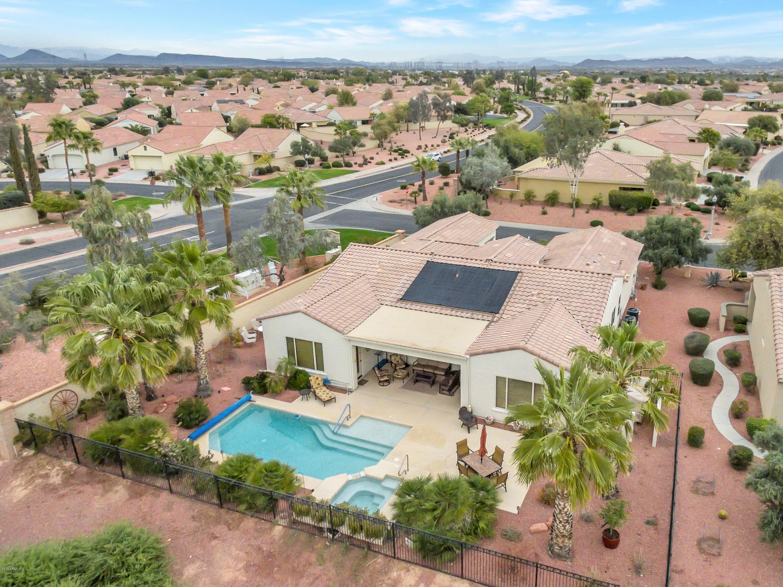 MLS 5922133 22232 N LOS GATOS Drive, Sun City West, AZ 85375
