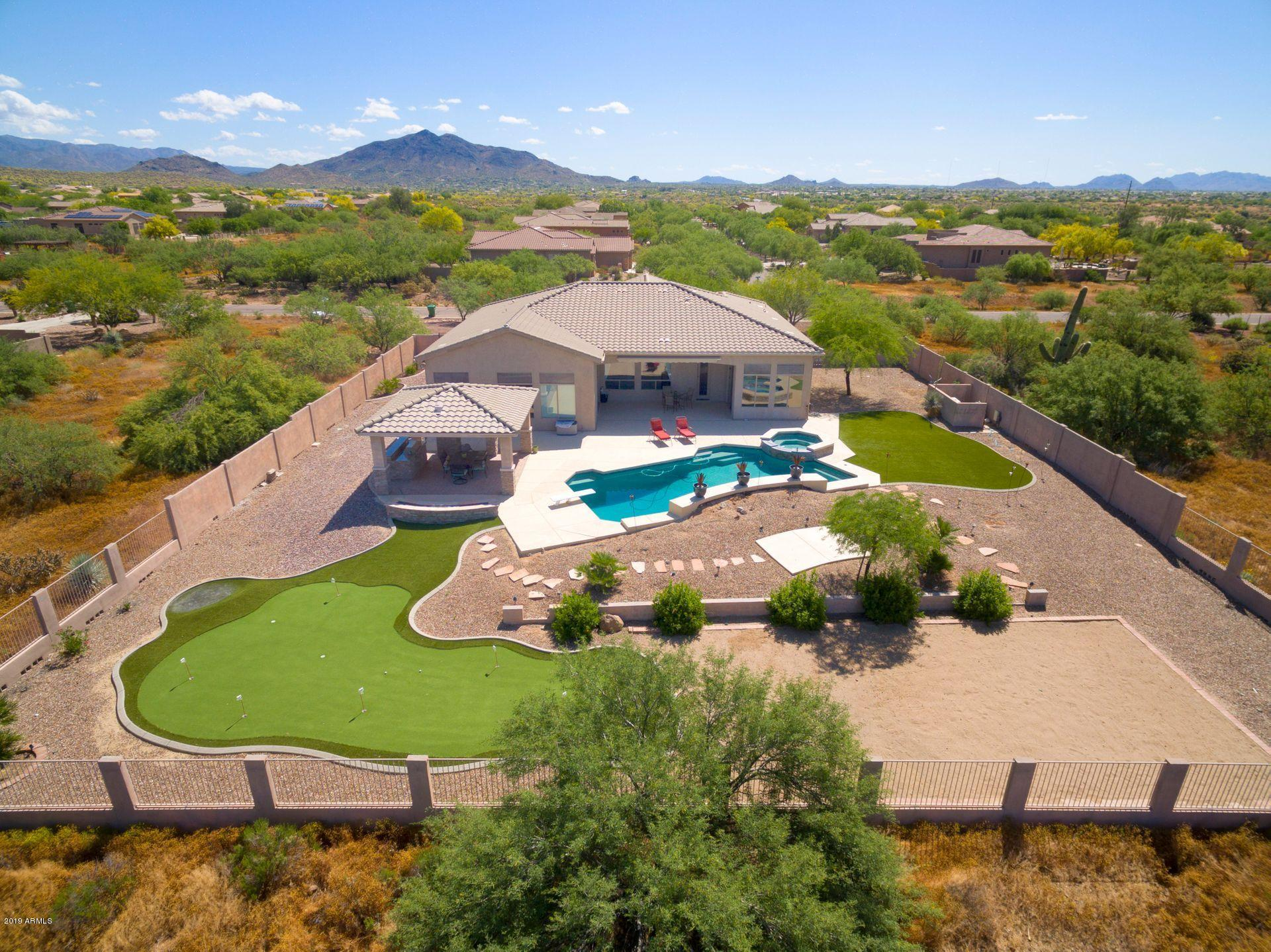 MLS 5922148 34830 N 36TH Place, Cave Creek, AZ 85331 Cave Creek AZ Golf