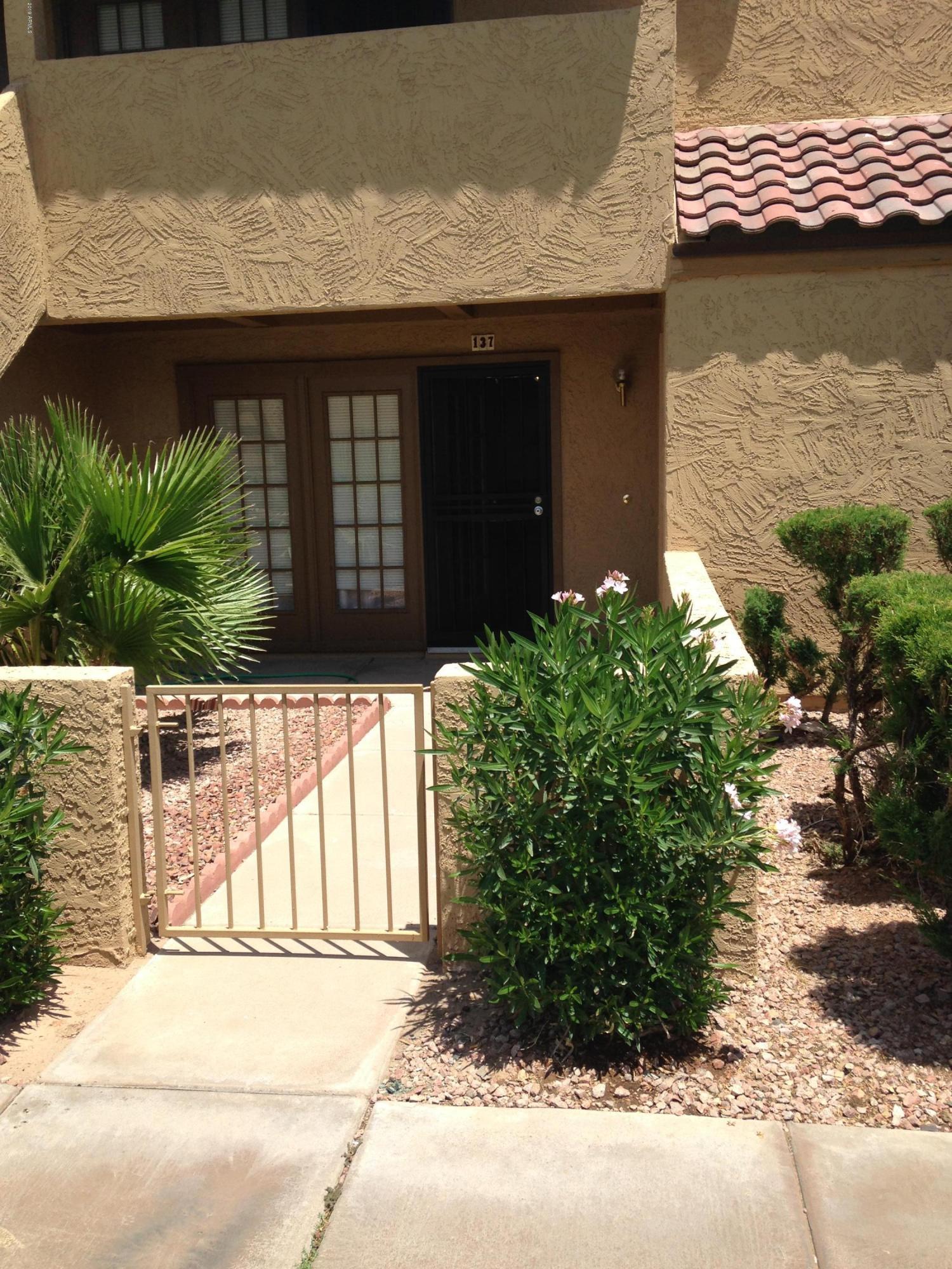 Photo of 4901 S CALLE LOS CERROS Drive #137, Tempe, AZ 85282