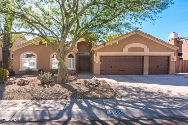 Photo of 5509 E CAMPO BELLO Drive, Scottsdale, AZ 85254