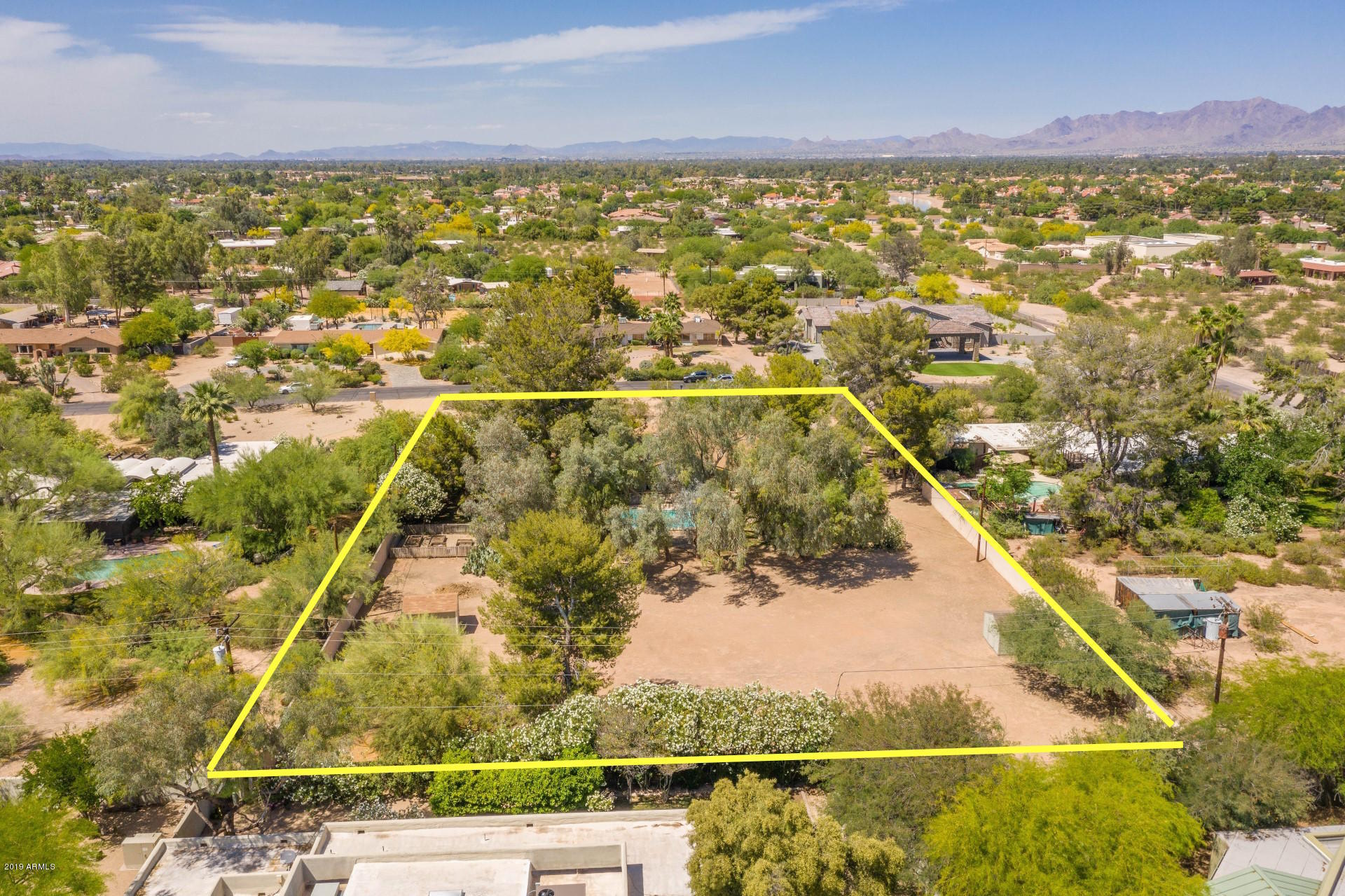 MLS 5923186 7523 E BERRIDGE Lane, Scottsdale, AZ 85250 Scottsdale AZ Private Pool