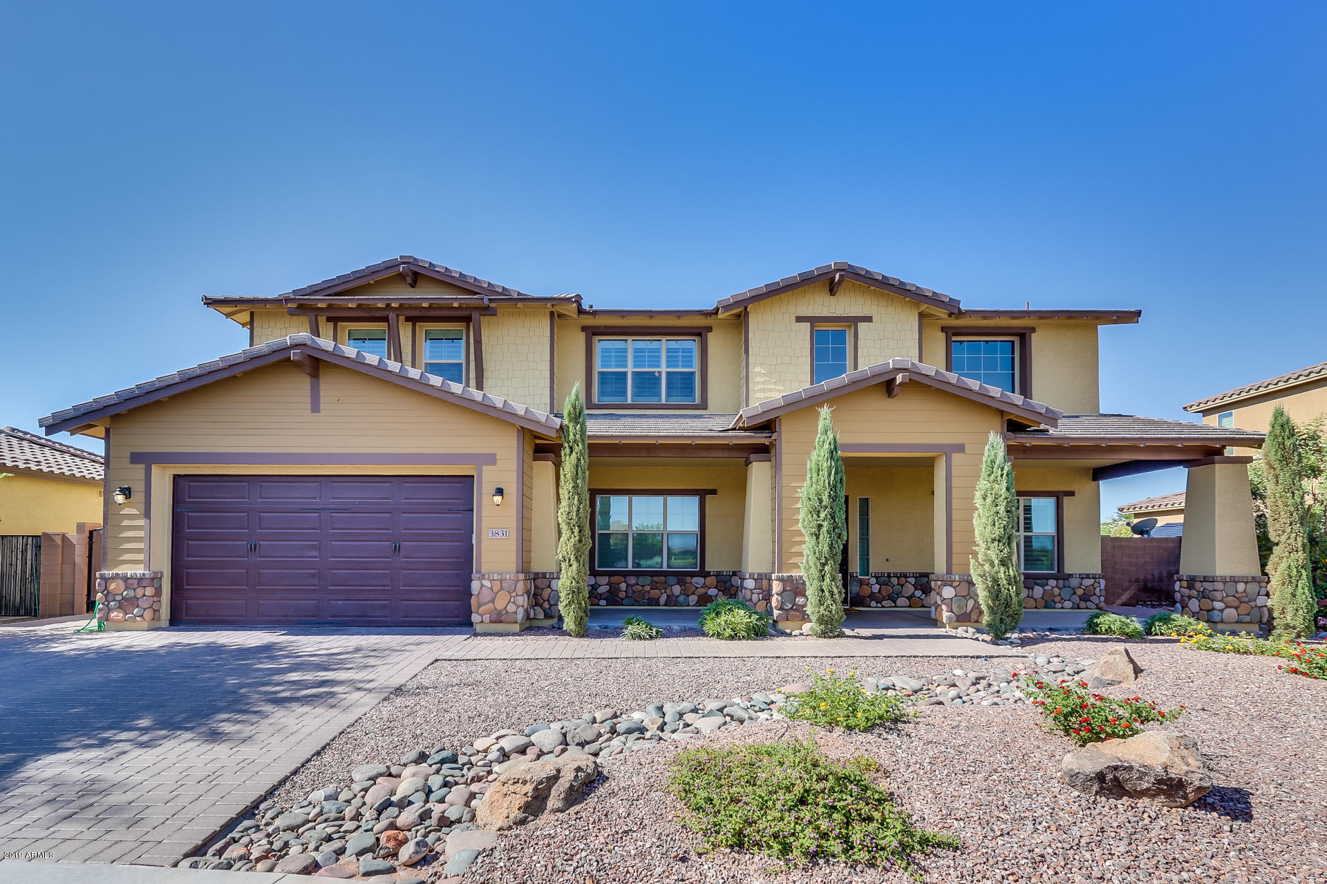 Photo of 3831 E ELLIS Street, Mesa, AZ 85205
