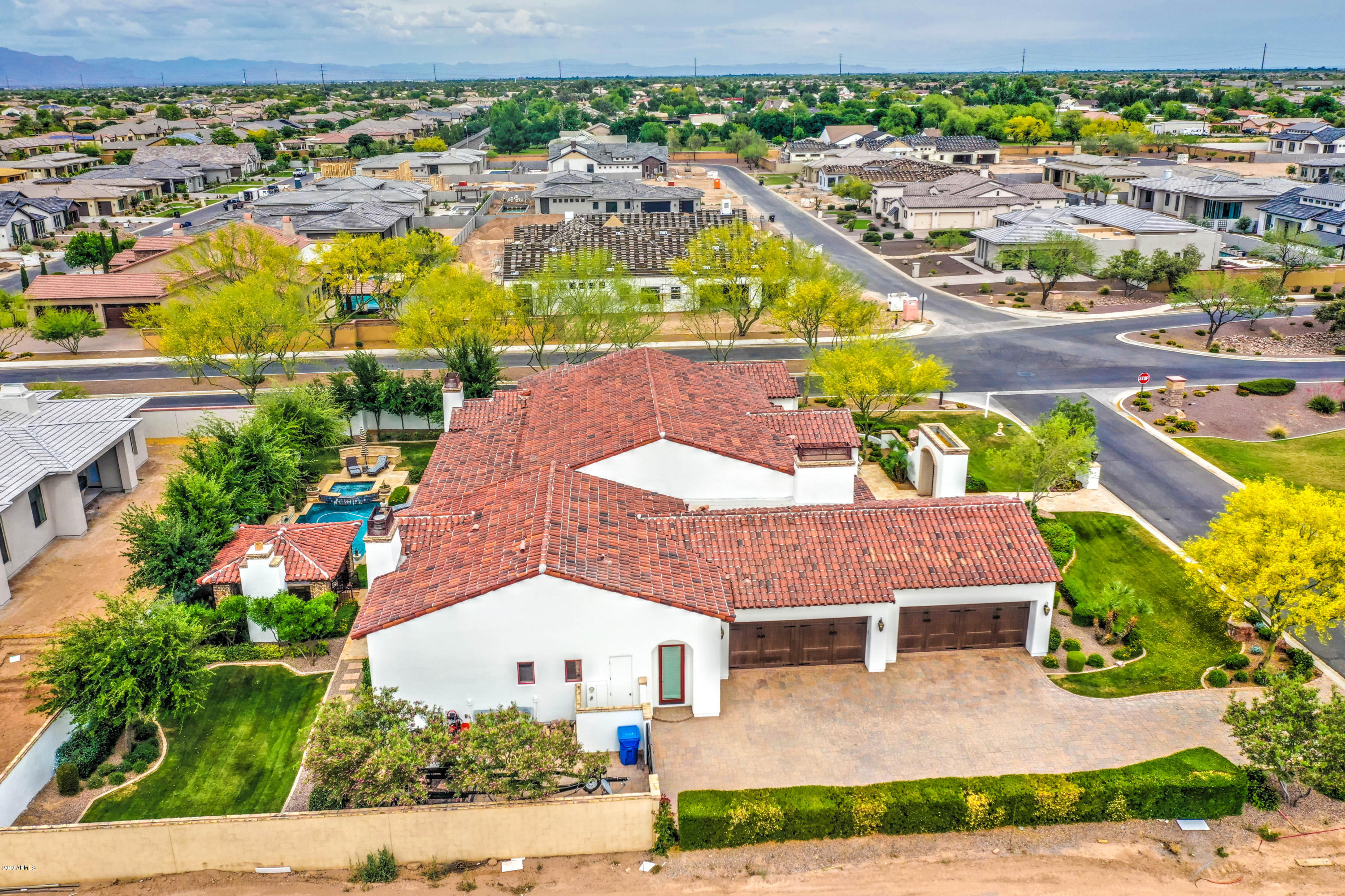 MLS 5924349 2670 E LOVEBIRD Lane, Gilbert, AZ Gilbert AZ Gated