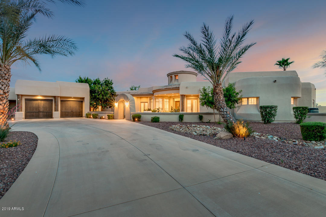 Photo of 11411 E STARFLOWER Court, Chandler, AZ 85249