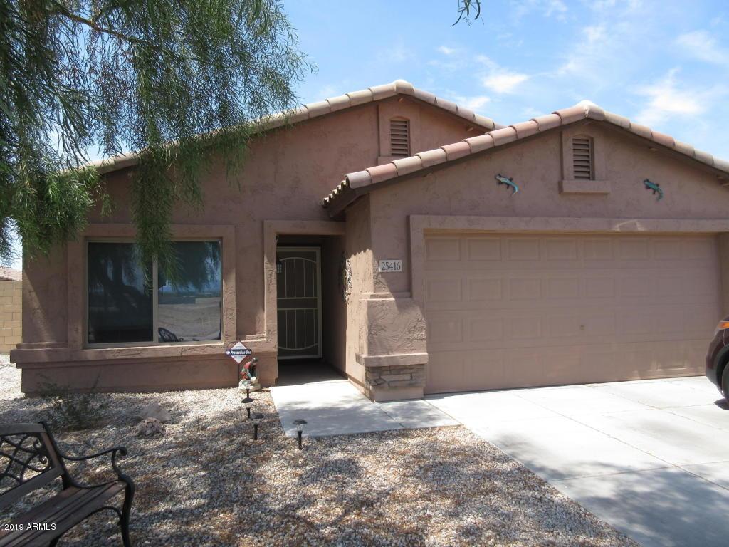 Photo of 25416 W CLANTON Avenue, Buckeye, AZ 85326