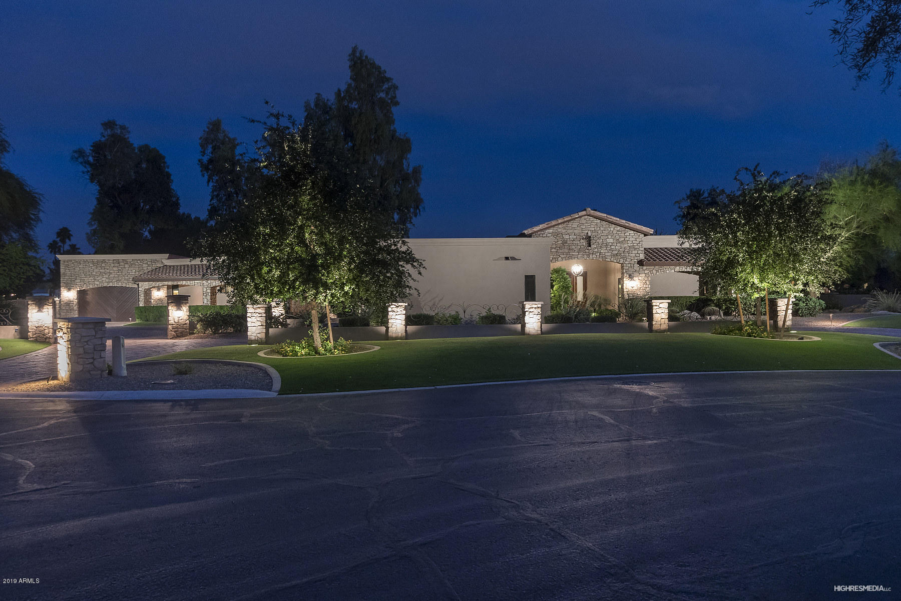 MLS 5927799 7121 E Oakmont Drive, Paradise Valley, AZ 85253 Paradise Valley AZ Camelback Country Club Estates