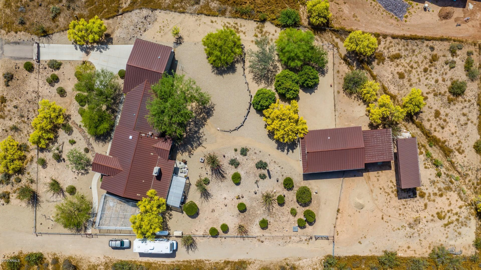 MLS 5924980 106 W RIDGECREST Road, Desert Hills, AZ 85086 Desert Hills