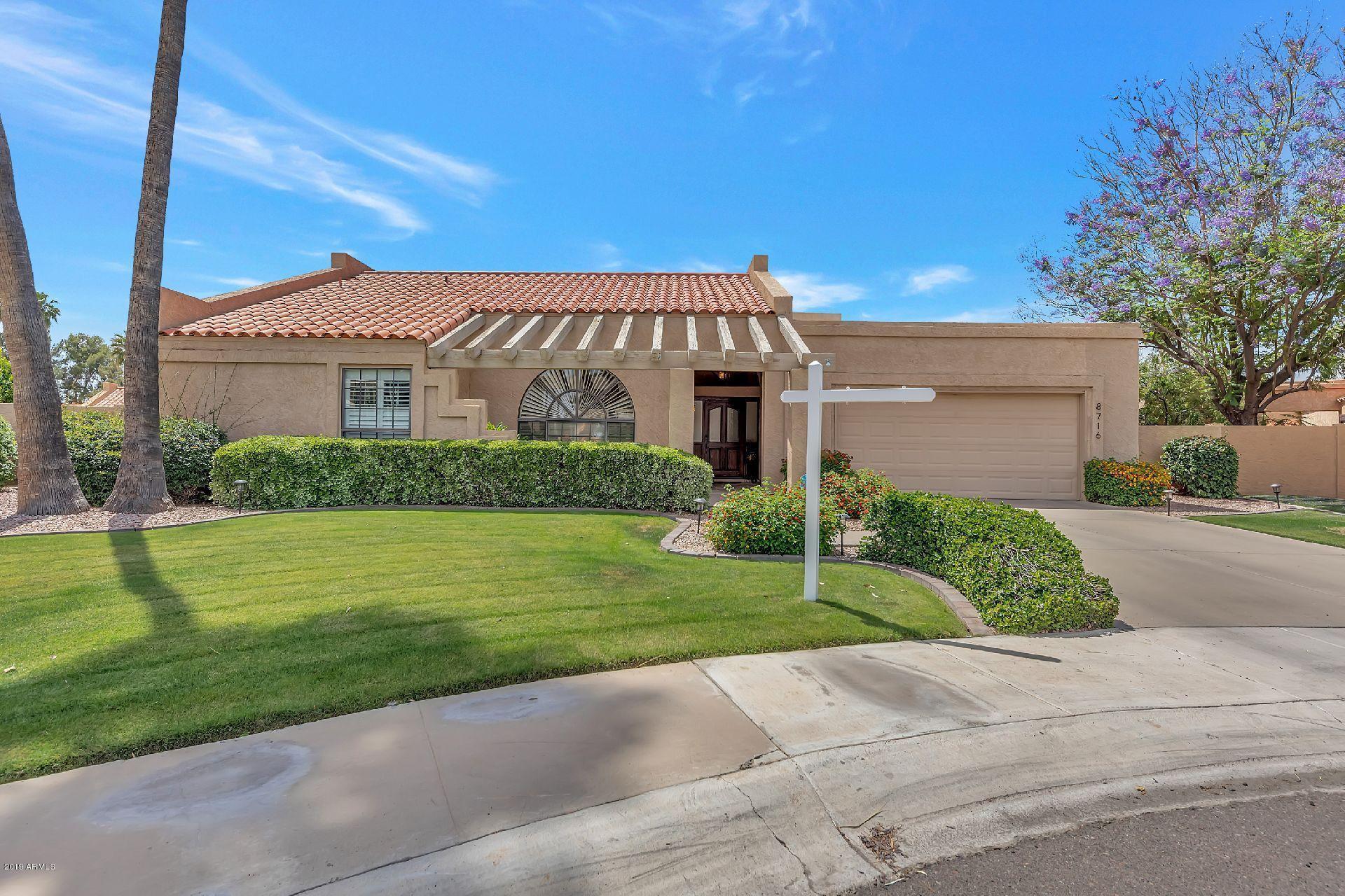 MLS 5924791 8716 E SAN VICTOR Drive, Scottsdale, AZ 85258 Scottsdale AZ McCormick Ranch