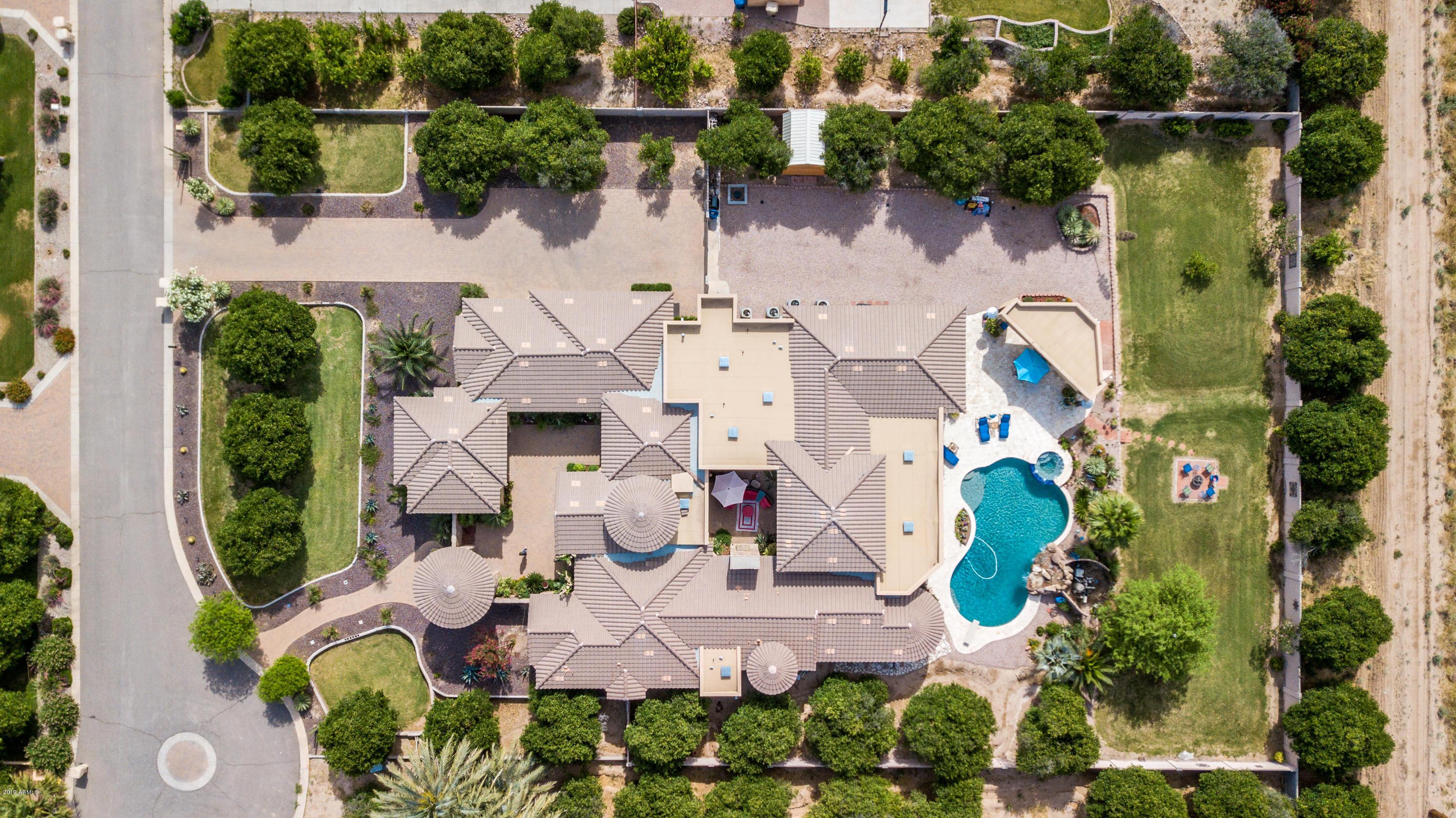 Photo of 17315 E STARFLOWER Court, Queen Creek, AZ 85142