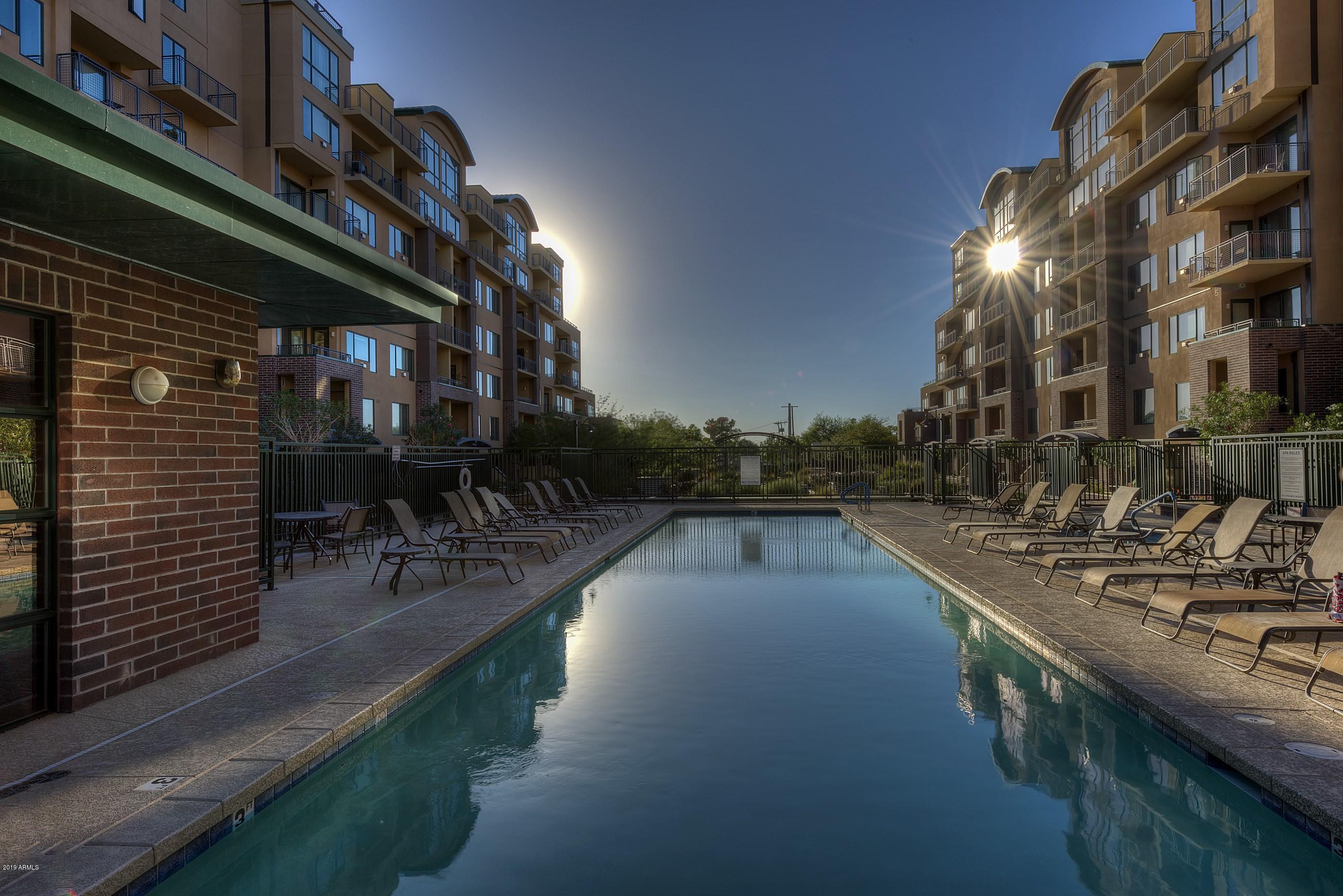 MLS 5925221 2302 N Central Avenue Unit 405 Building B, Phoenix, AZ 85004 Phoenix AZ Tapestry On Central