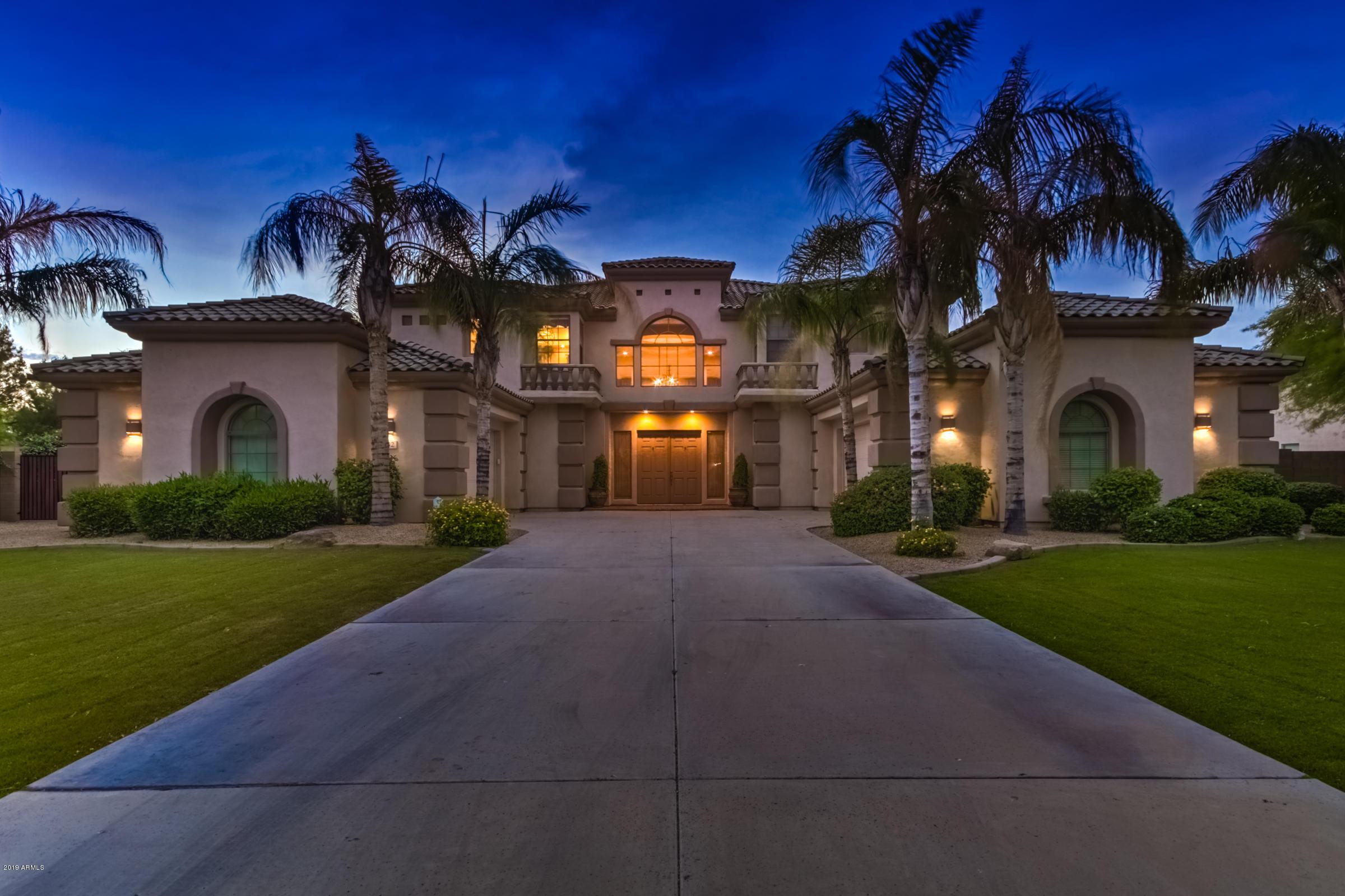 MLS 5848327 2732 S BALBOA Drive, Gilbert, AZ 85295 Gilbert AZ Chaparral Estates