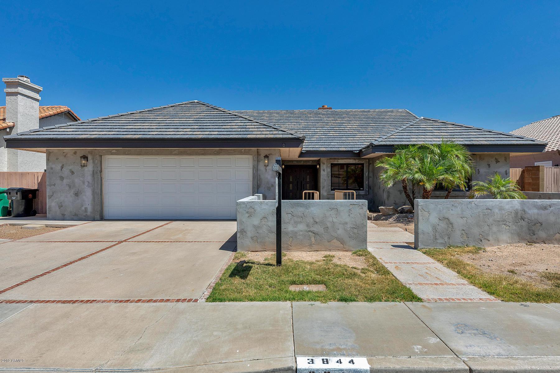 Photo of 3844 E DECATUR Street, Mesa, AZ 85205