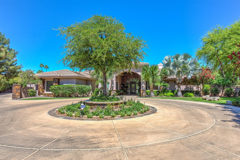 Photo of 7002 E CABALLO Circle, Paradise Valley, AZ 85253