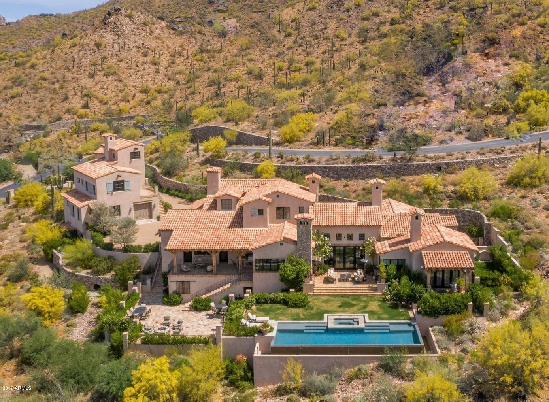 MLS 5828491 20957 N 112th Street, Scottsdale, AZ 85255 Scottsdale AZ Custom Home