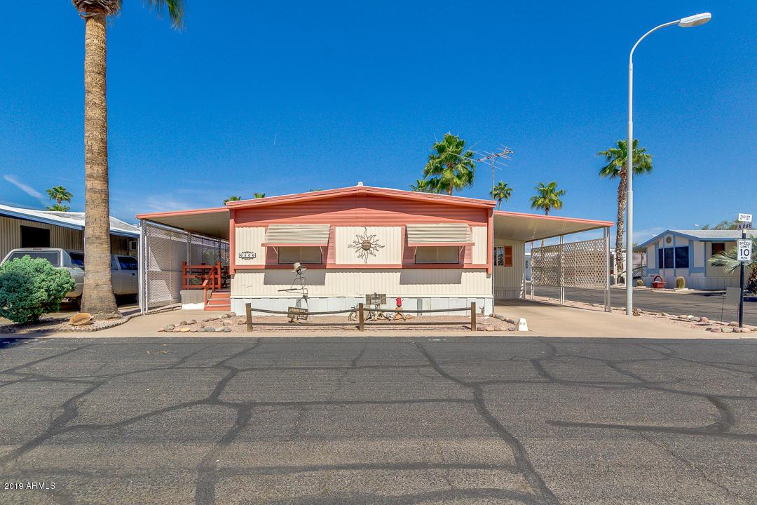 MLS 5926001 351 N Meridian Road Unit 60, Apache Junction, AZ 85120 Apache Junction AZ Affordable