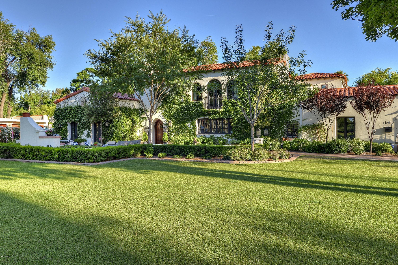 MLS 5937493 149 E COUNTRY CLUB Drive, Phoenix, AZ 85014 Golf Rental Homes in Phoenix