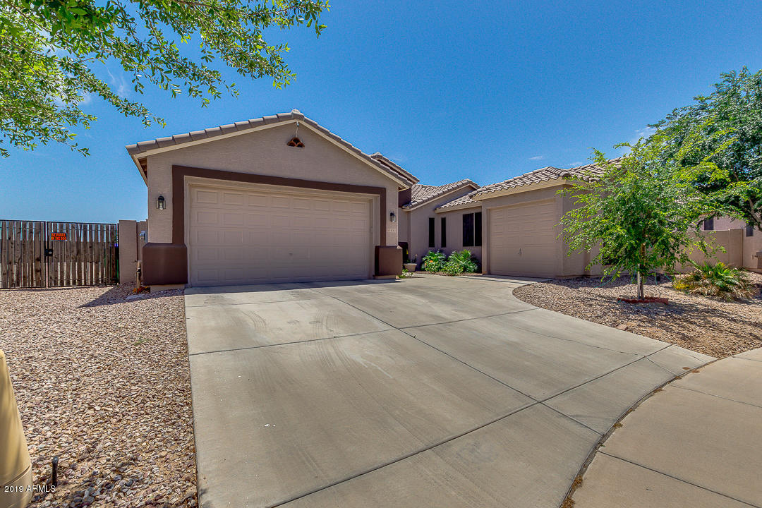 Photo of 18315 N FALCON Lane, Maricopa, AZ 85138