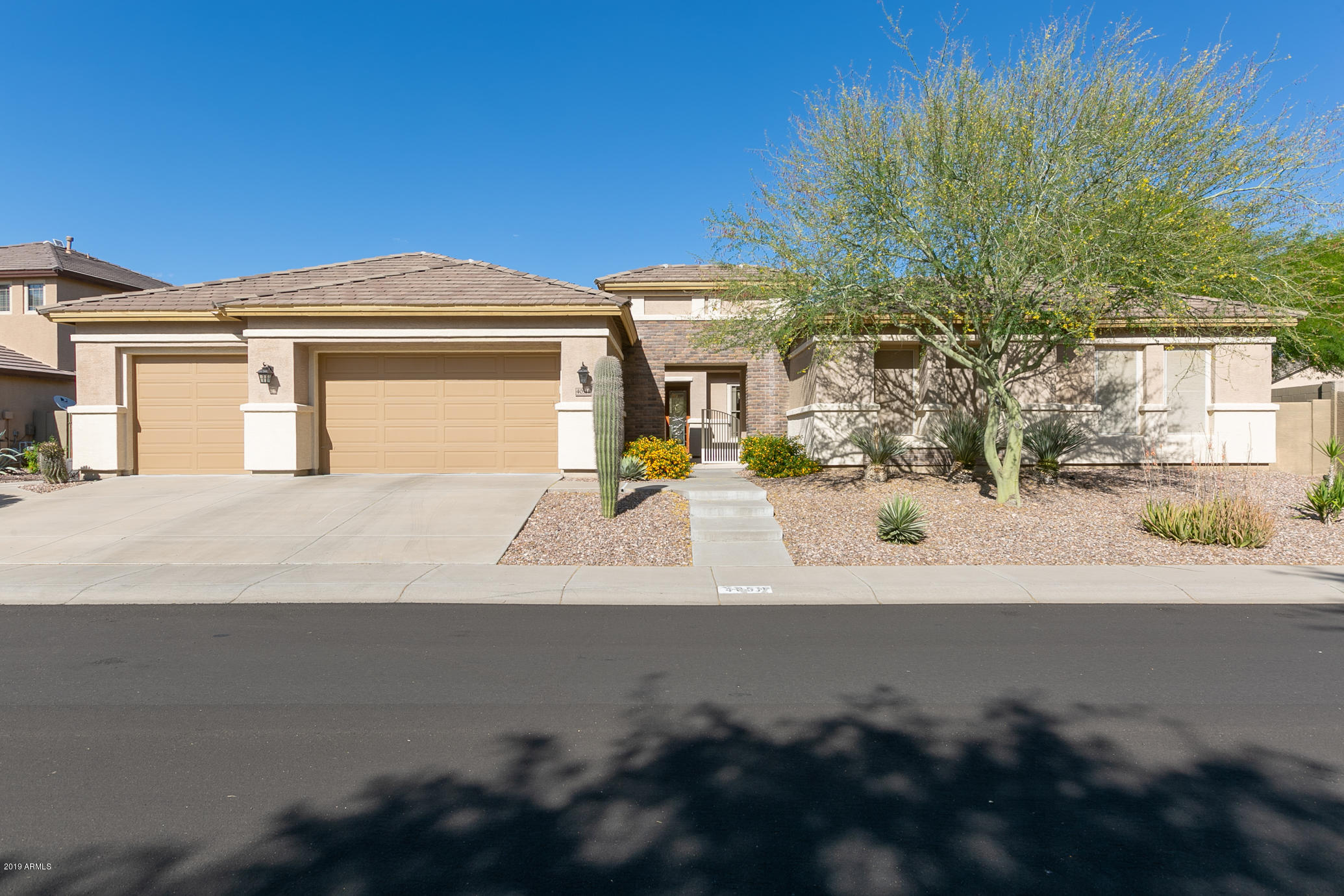 One of Anthem 5 Bedroom Golf Homes for Sale at 40511 N COPPER BASIN Trail