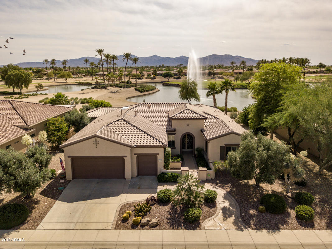 Photo of 19162 N CATHEDRAL POINT Court, Surprise, AZ 85387