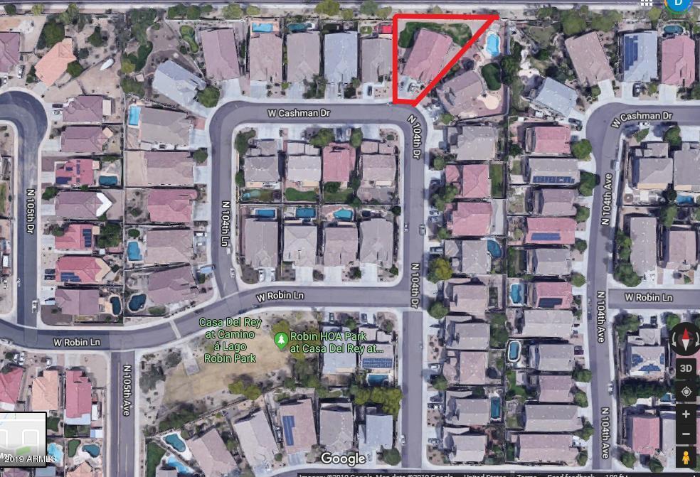 MLS 5927022 10432 W CASHMAN Drive, Peoria, AZ 85383 Peoria AZ Casa Del Rey