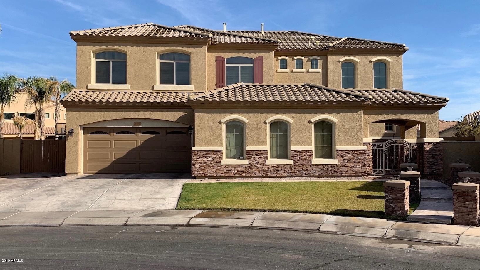 Photo of 2322 E JADE Court, Chandler, AZ 85286