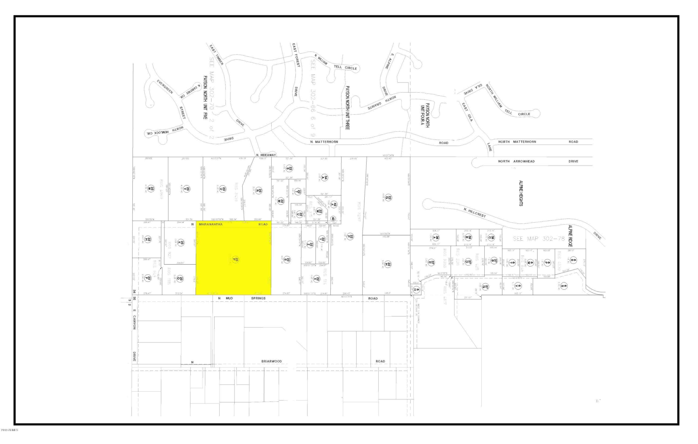 MLS 5938031 501 N MARANATHA Road, Payson, AZ Payson Horse Property for Sale