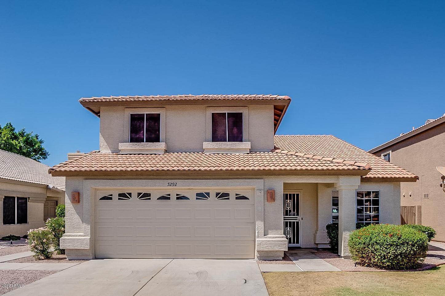 Photo of 5292 W PONTIAC Drive, Glendale, AZ 85308