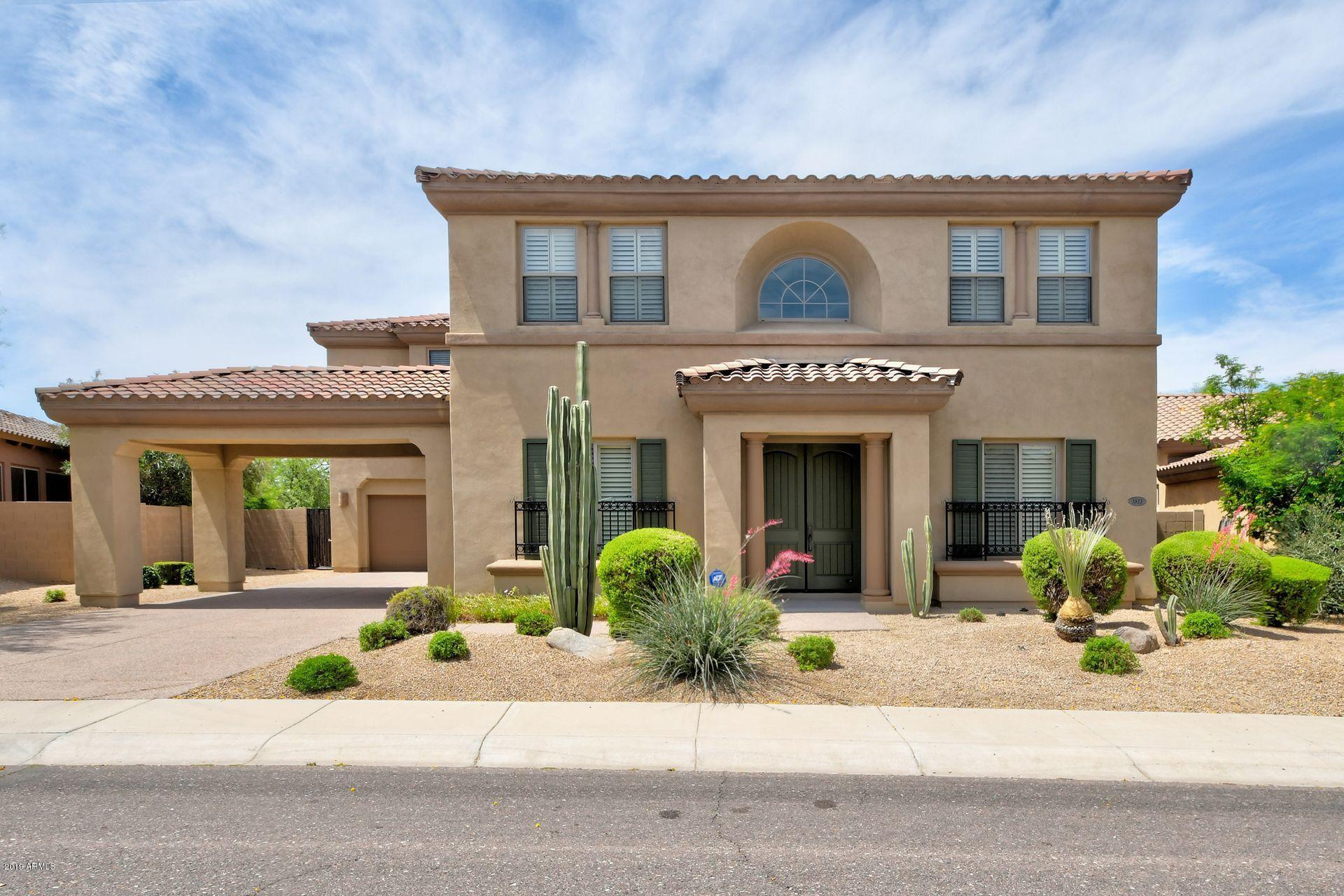 3813 E CIELO GRANDE Avenue, Phoenix AZ 85050