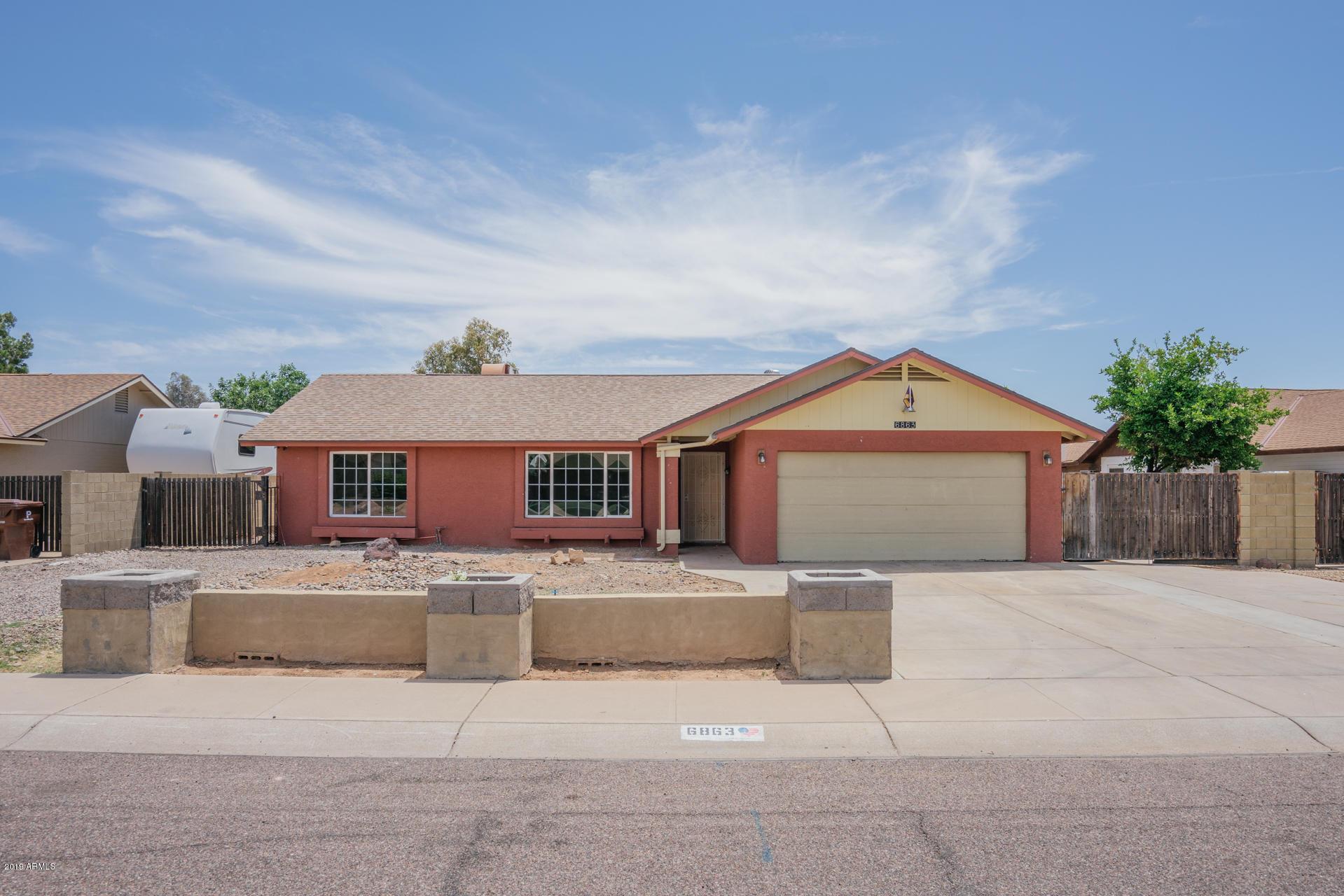 Photo of 6863 W SIERRA Street, Peoria, AZ 85345
