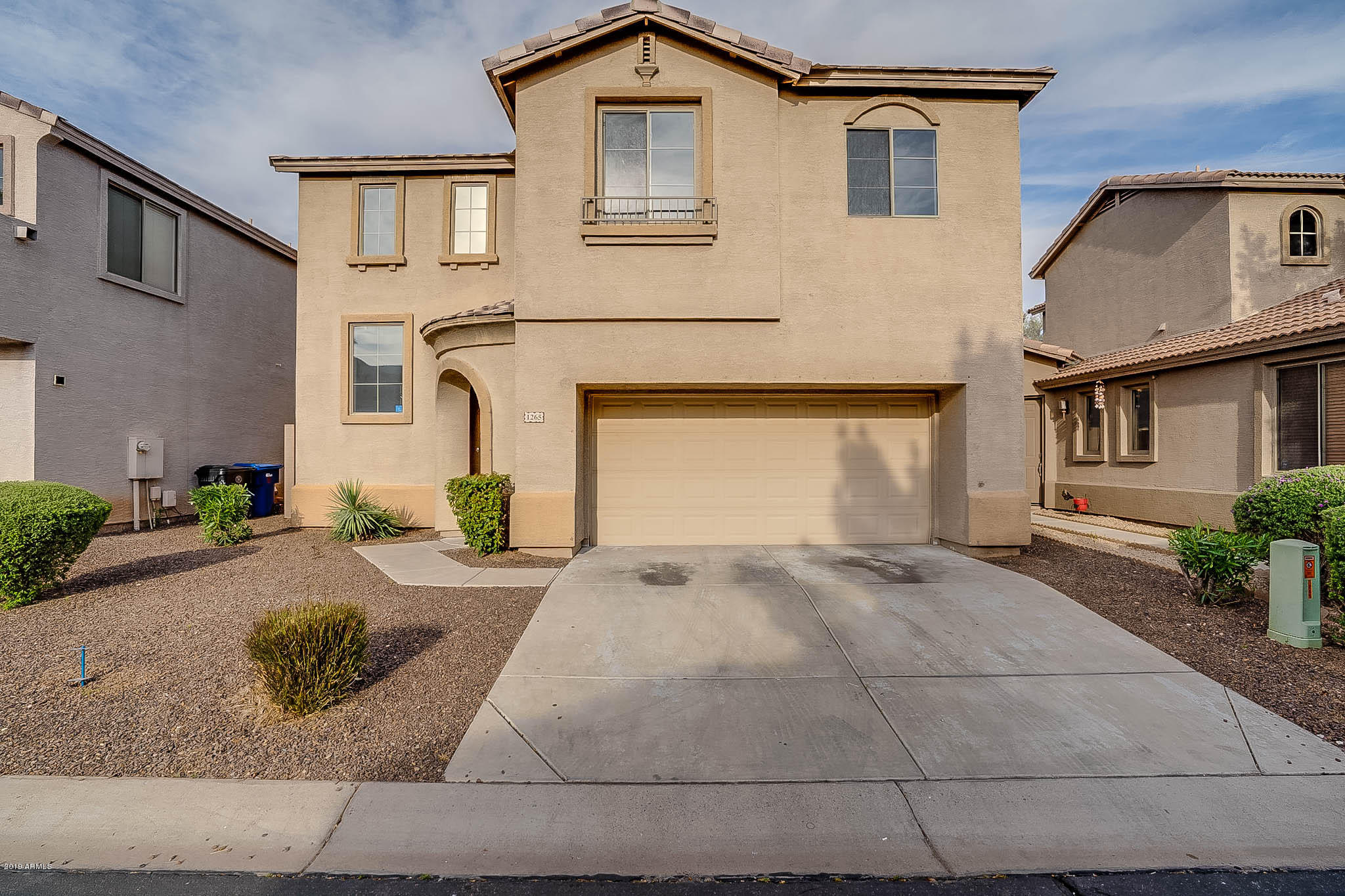 Photo of 1265 S PROVIDENCE Circle, Mesa, AZ 85209