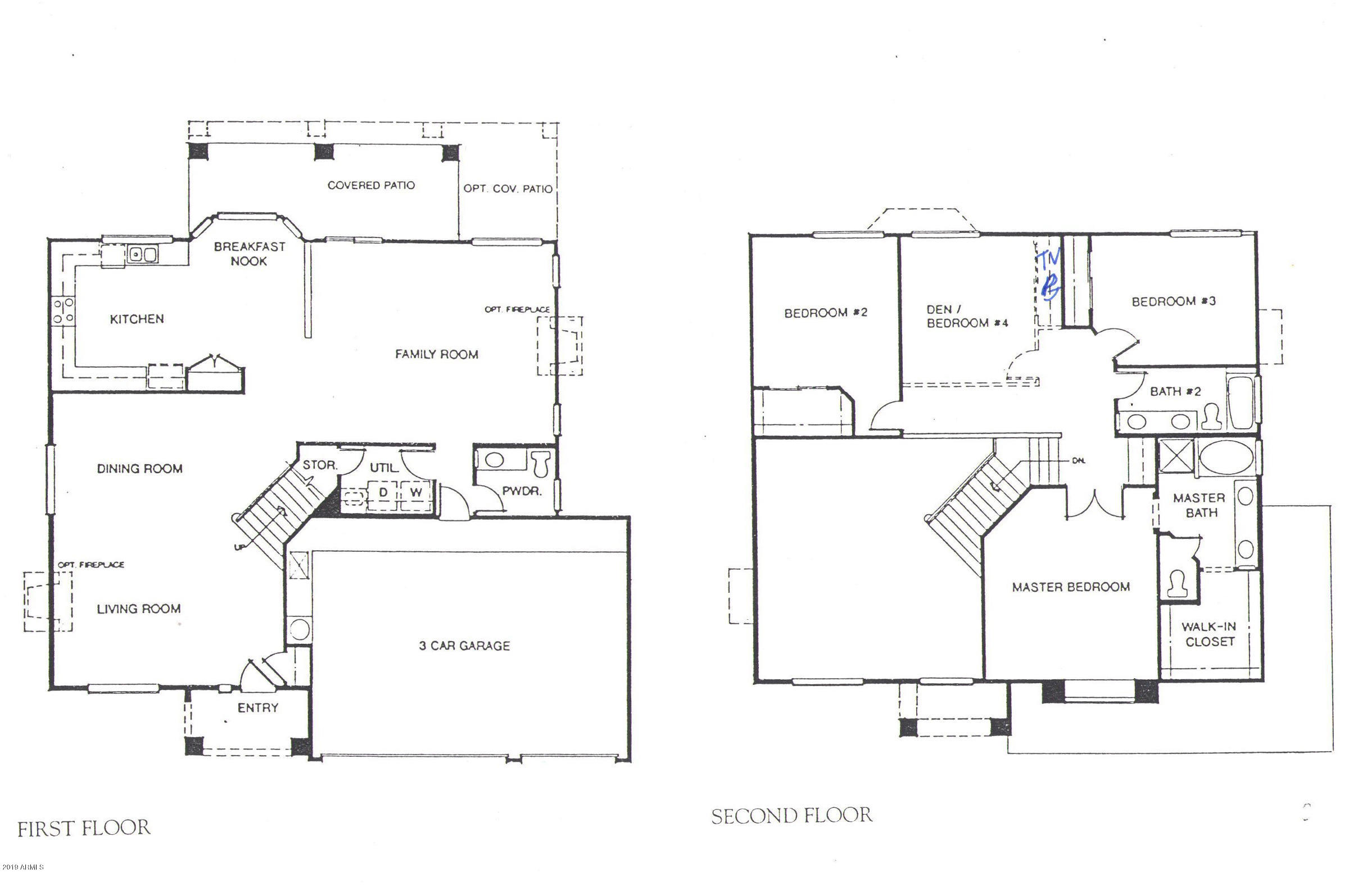 MLS 5934844 6919 W PLANADA Lane, Glendale, AZ 85310 Glendale AZ Three Bedroom