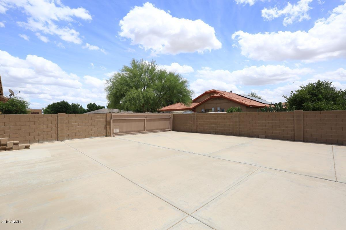 MLS 5929716 6428 N 186TH Avenue, Waddell, AZ 85355 Waddell AZ Four Bedroom
