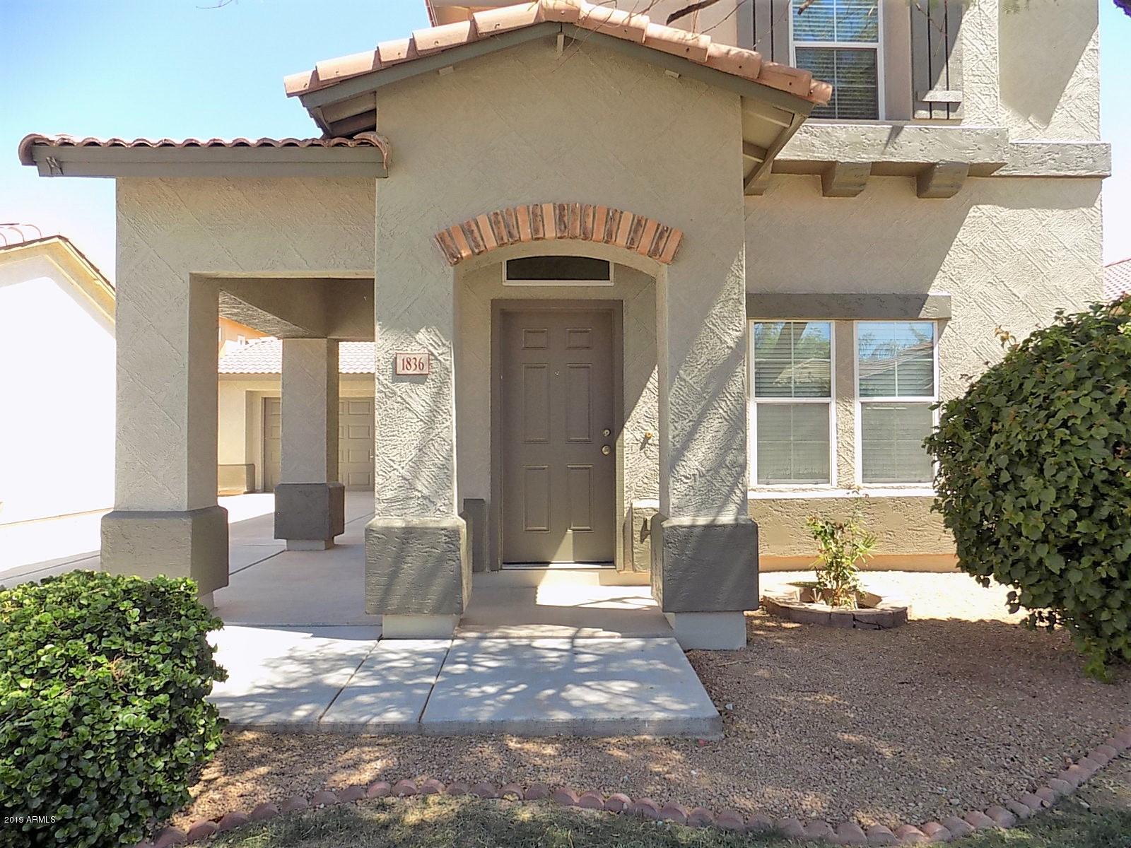 Photo of 1836 E HARRISON Street, Gilbert, AZ 85295