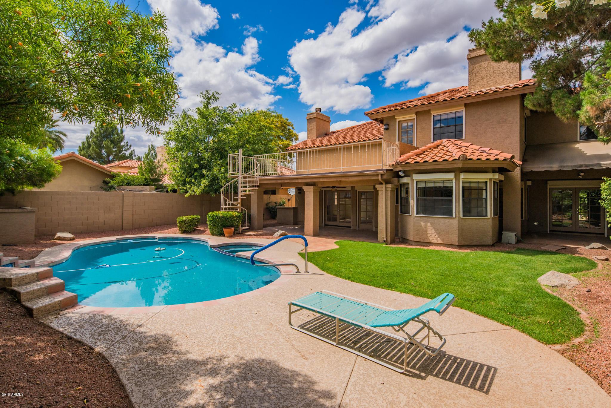 MLS 5931347 5419 E PIPING ROCK Road, Scottsdale, AZ 85254 Scottsdale AZ Private Pool