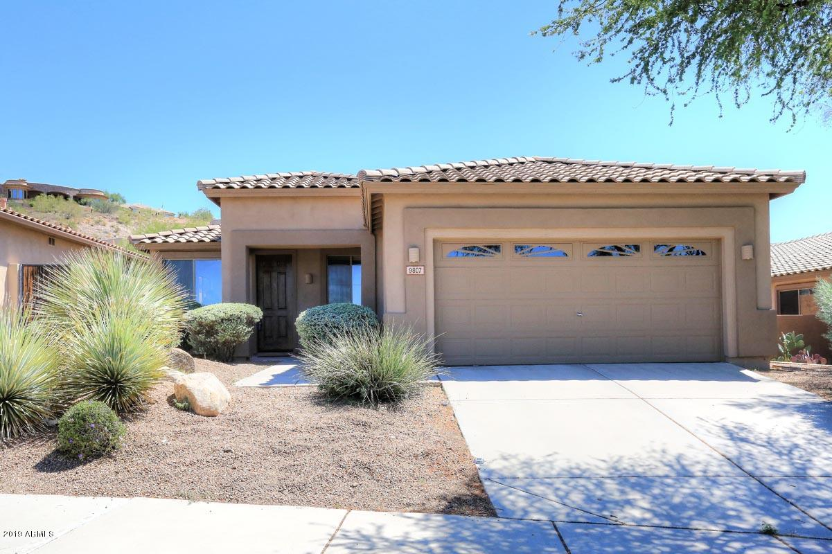 Photo of 9807 N DESERT ROSE Drive, Fountain Hills, AZ 85268