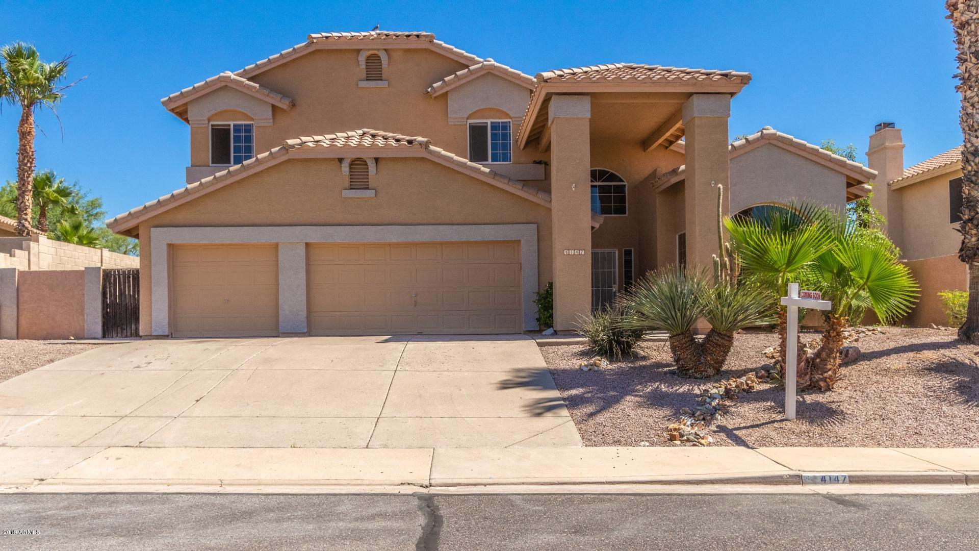 Photo of 4147 N LOMOND Street, Mesa, AZ 85215