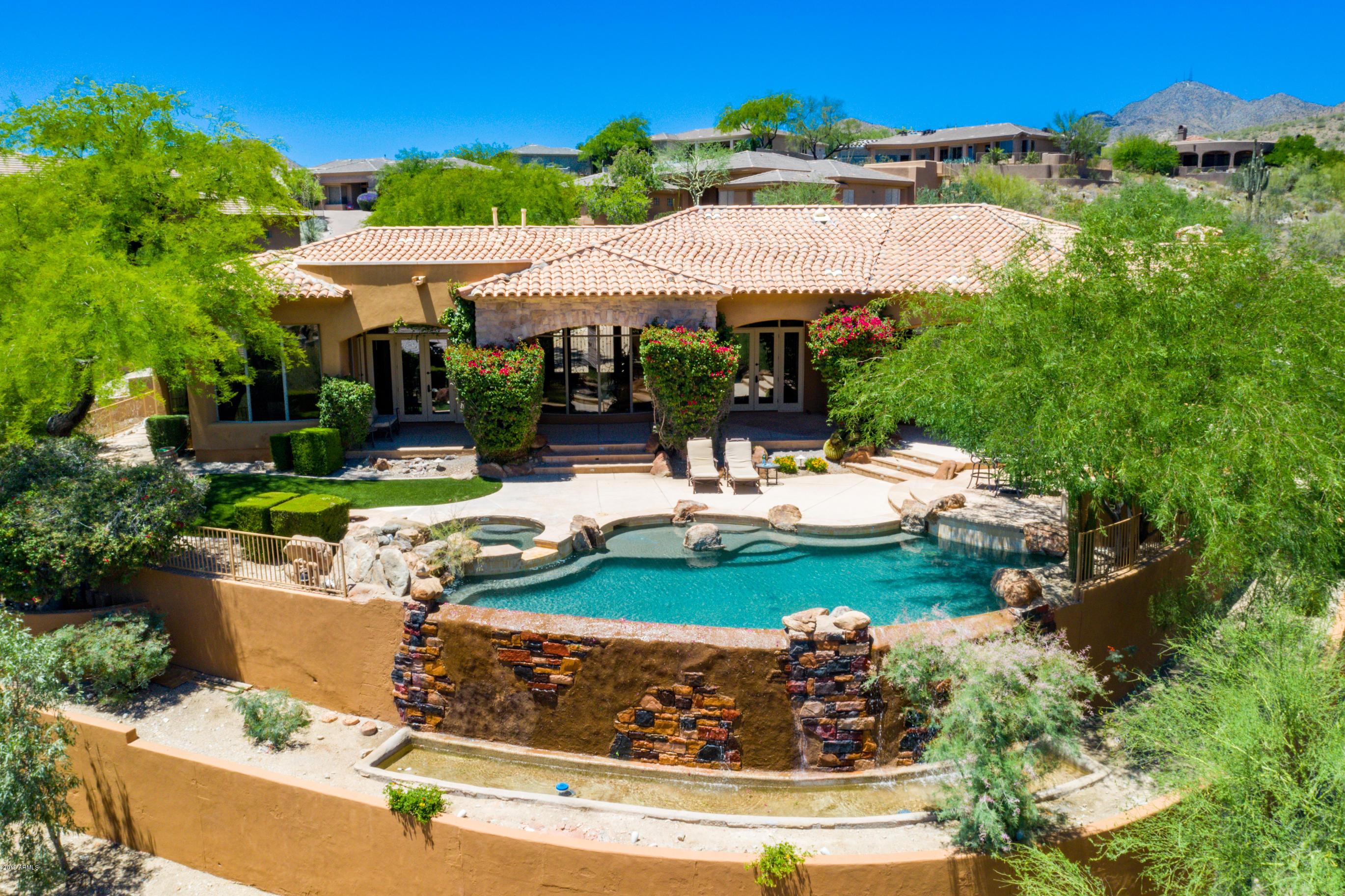 12955 E Desert Trail, Scottsdale AZ 85259