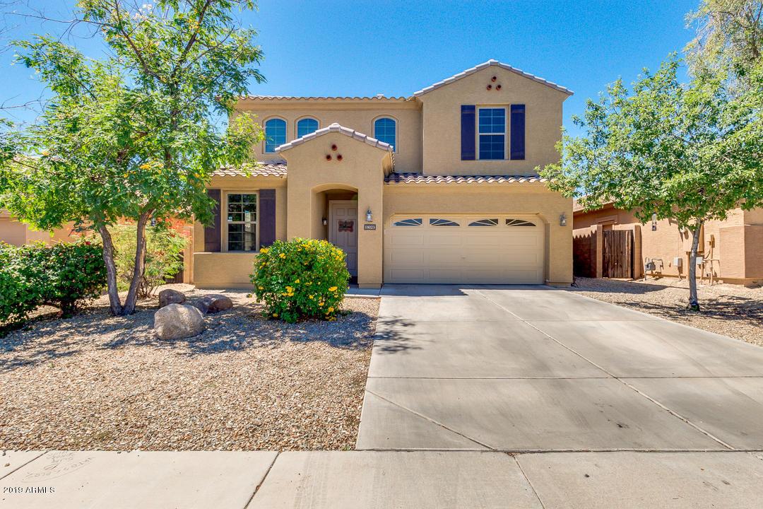 Photo of 18023 W HATCHER Road, Waddell, AZ 85355
