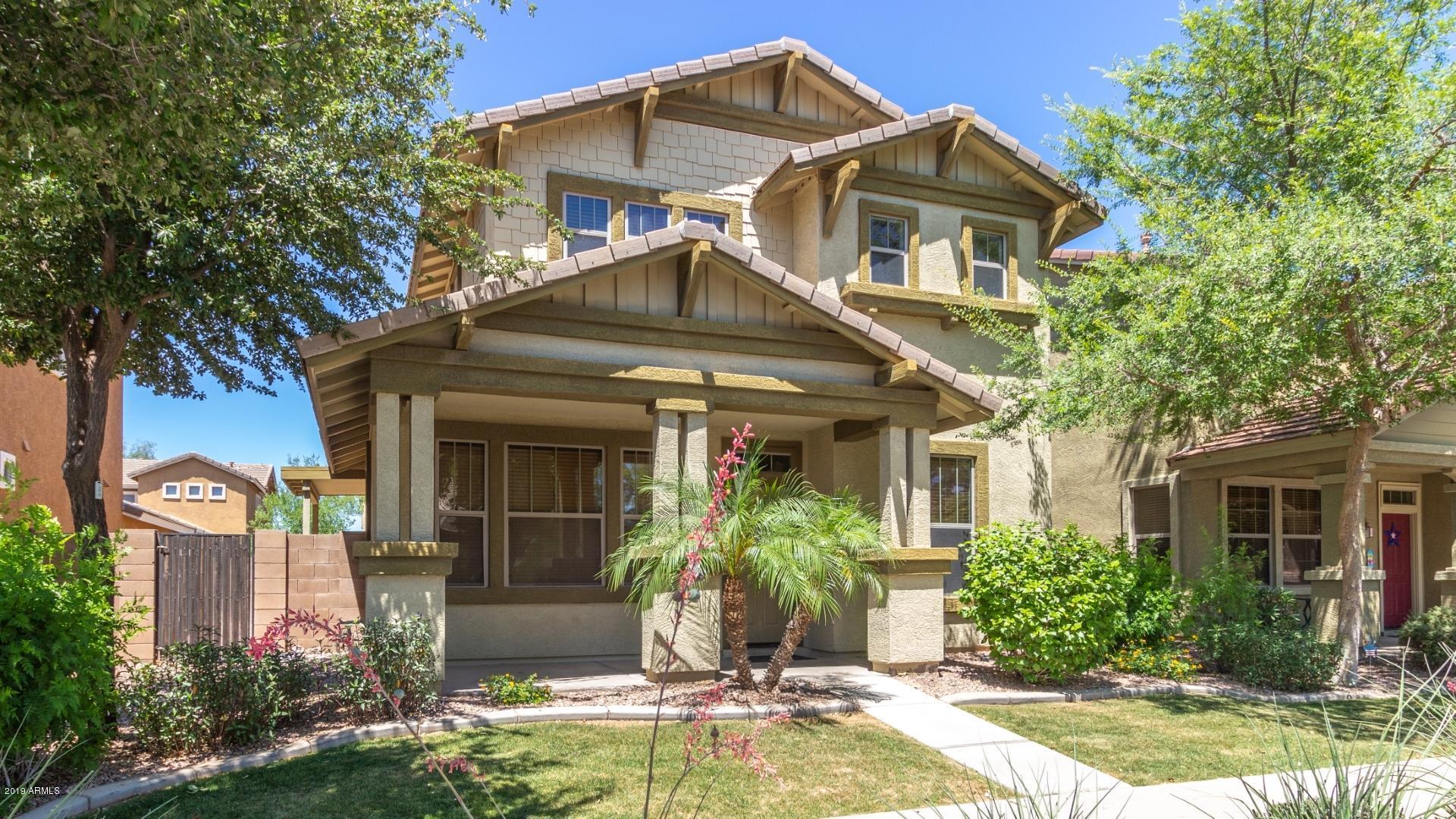 Photo of 2918 S ANDERSON Lane, Gilbert, AZ 85295