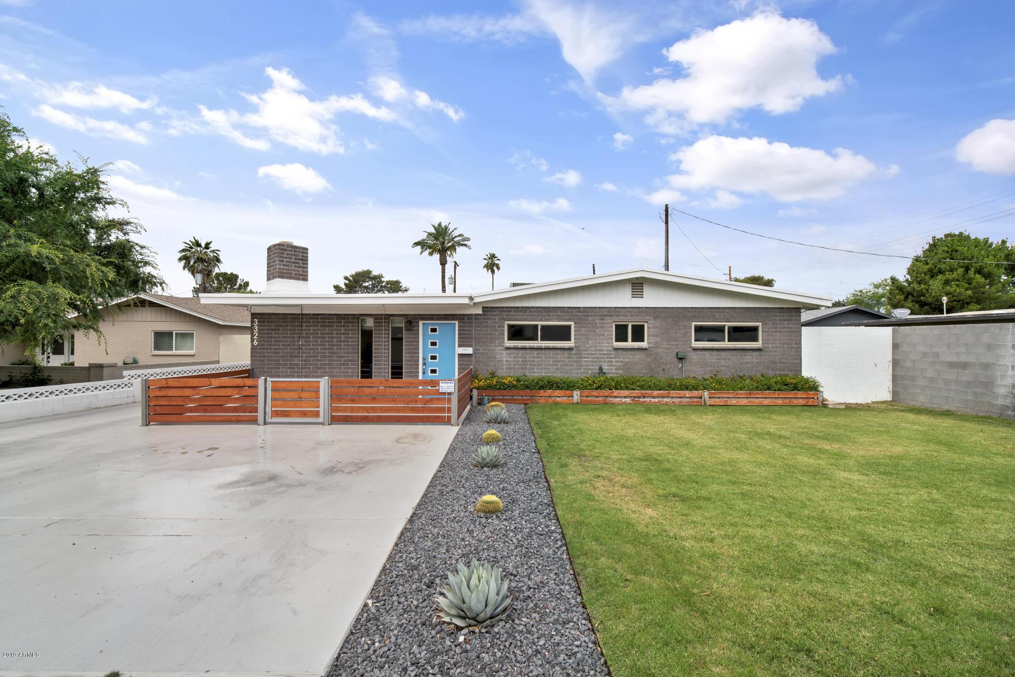 3326 N 41ST Place, Phoenix AZ 85018