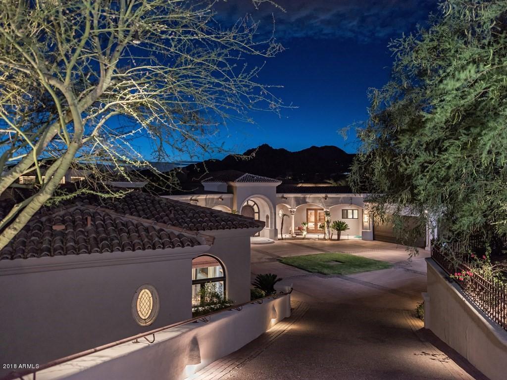 6060 N PARADISE VIEW Drive, Paradise Valley AZ 85253