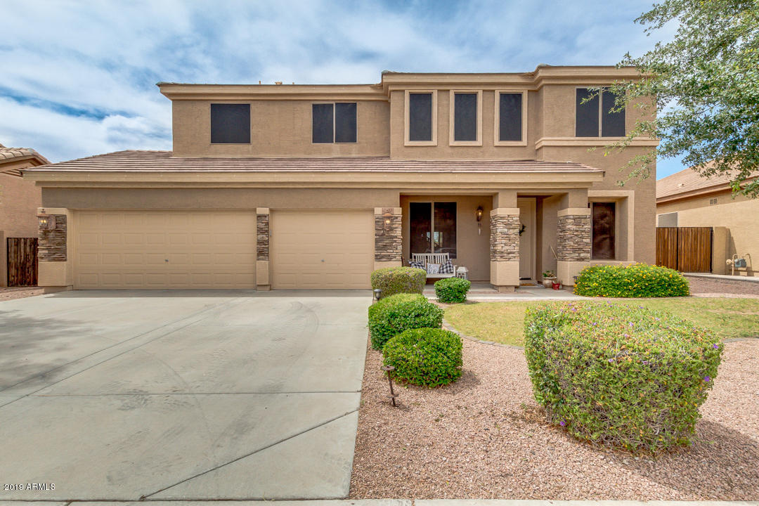 Photo of 7432 W HONEYSUCKLE Drive, Peoria, AZ 85383
