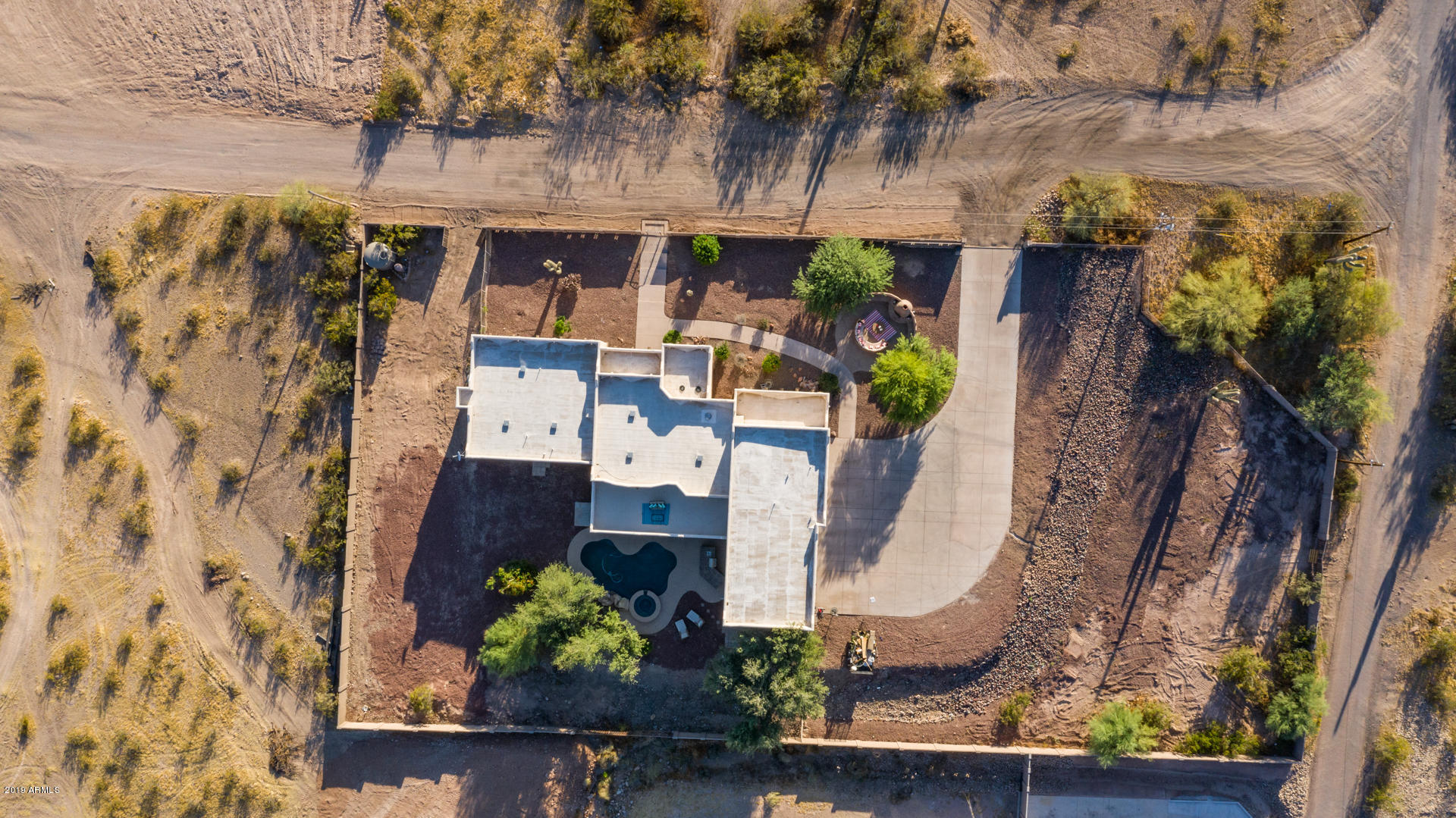 MLS 5932685 26517 N 113TH Avenue, Peoria, AZ Peoria Horse Property for Sale