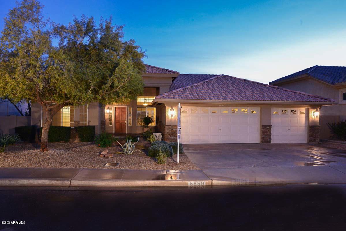 Photo of 5859 W ABRAHAM Lane, Glendale, AZ 85308